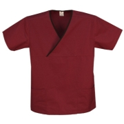 Crossover Trim Scrub Top - with 2 pockets (On Sale) Style# A10
