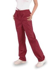 "Unisex (3) Pocket  Pants - Full Elastic Waist, Drawstring - Tall Size (32"" inseam) B100T"