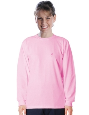 Unisex Long Sleeve Tee (Clearance Sale) - Style# C400C