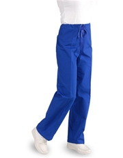 Unisex Scrub Pants - (1) Rear Pocket with Drawstring Style# UXB01 (Clearance Sale)