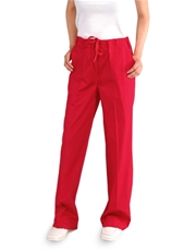 "Unisex (3) Pocket  Pants - Full Elastic Waist, Drawstring - Tall Size (32"" inseam) B100TC"