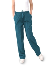 "Unisex (3) Pocket Pants with Drawstring - Tall Size (32"" inseam) - Clearance"
