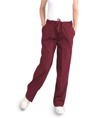 Unisex Scrub Pants - (3) Pockets with Drawstring  Style# UXB02C  (Clearance)