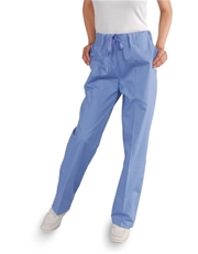 Unisex  Pants with Drawstring - (3) Pockets, Petite Size # UXBPC (Clearance)