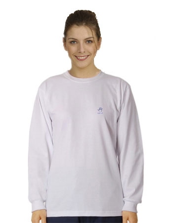 Unisex Long Sleeve Tee 100% Cotton Style # C400C (Clearance)