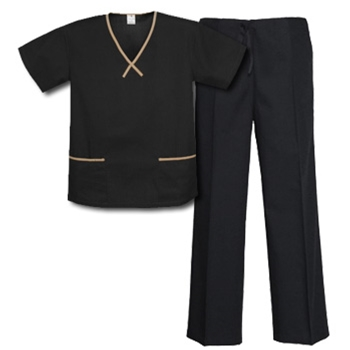 Star Trim Scrub Set - 2 Pockets - Style# A11SET